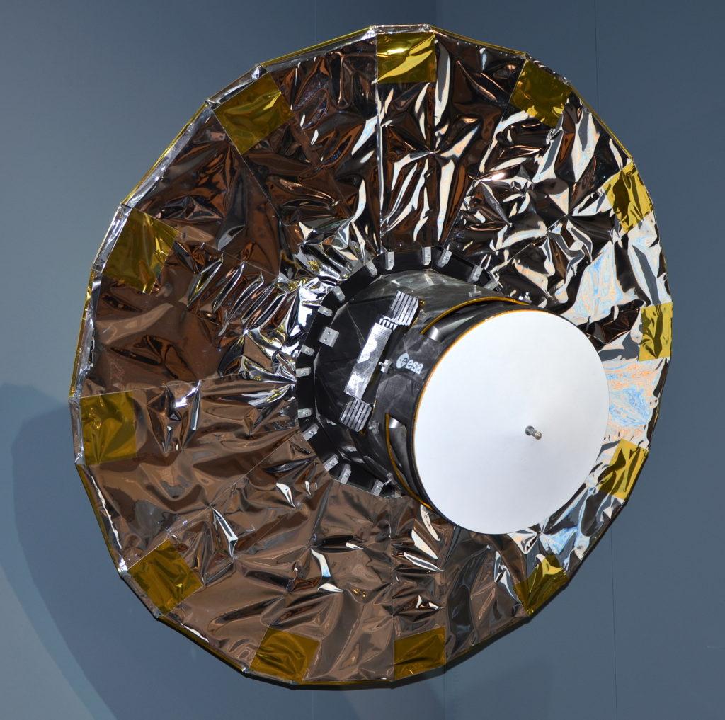 Maqueta de la Sonda Orbital GAIA