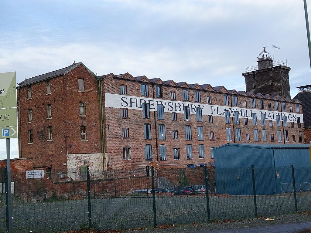 Ditherington Flax Mill en Shrewsbury