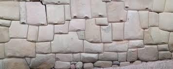 Muro de la arquitectura inca